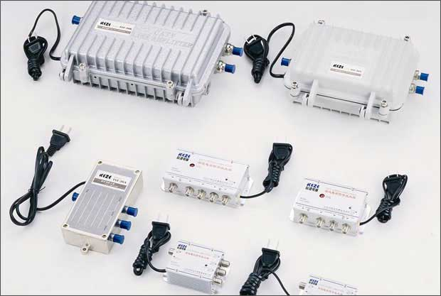 专业有线电视系统安装施工